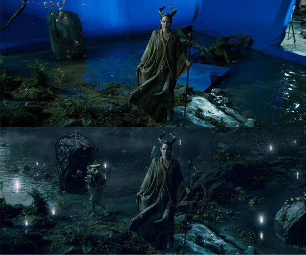 20 Before and After Comparisons of Movie Visual Effects 26