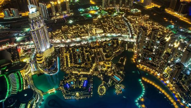 Dubai from Above 11
