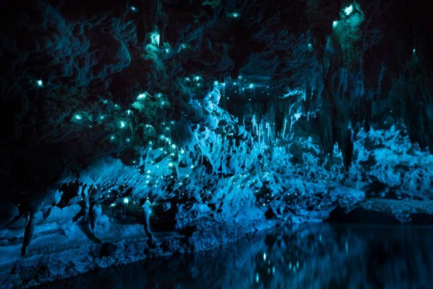 Galaxy Within a Cave 5