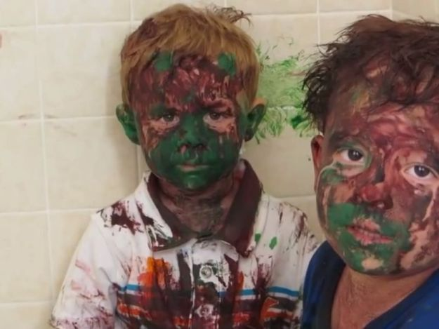Kids Love Getting Messy – Deal With It! 20