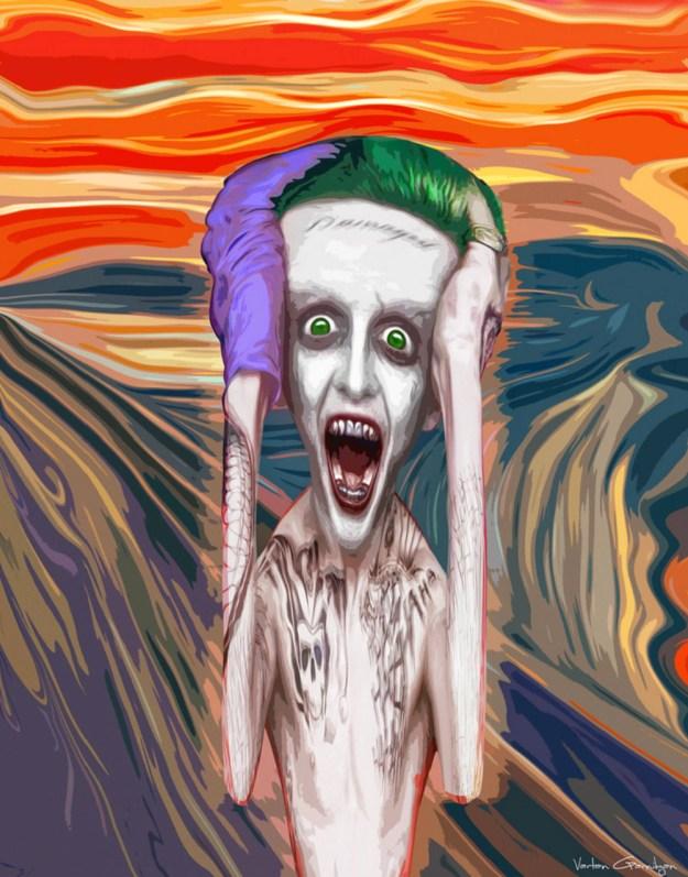 scream batman