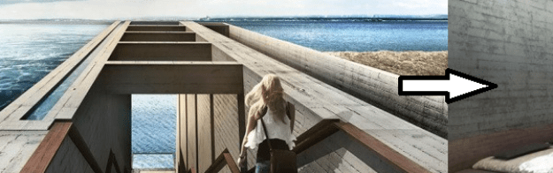 This House Was Built On A Cliff, You Won't Believe The Inside…