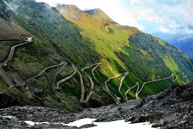 1. Trollstigen Road in Norway 2