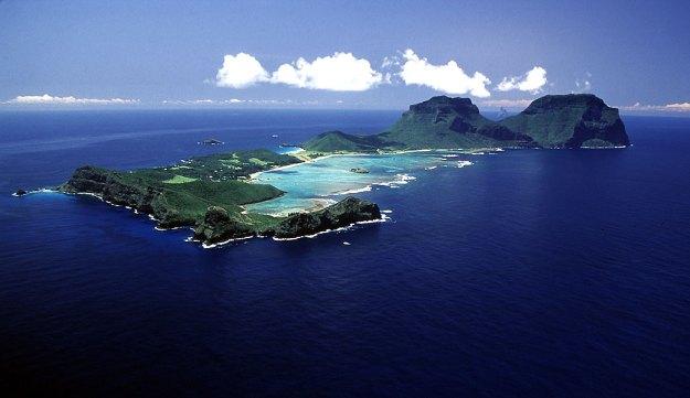 4) Lord Howe Island, Australia