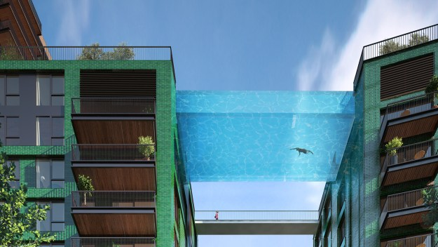 This 10-Story High 'Sky Pool' Is Absolutely Jaw-Dropping 1