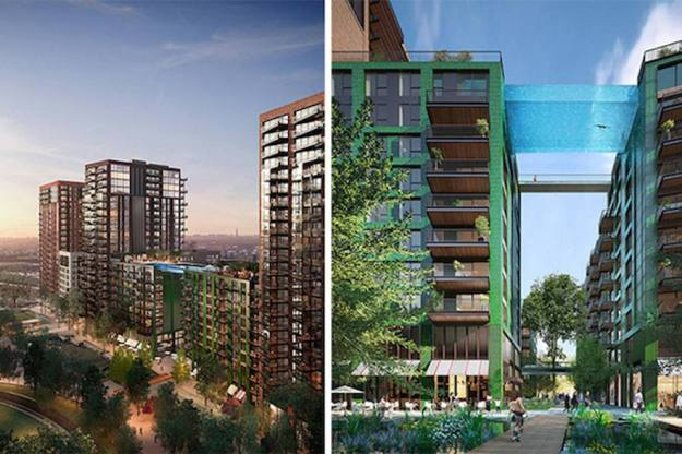 This 10-Story High 'Sky Pool' Is Absolutely Jaw-Dropping 2