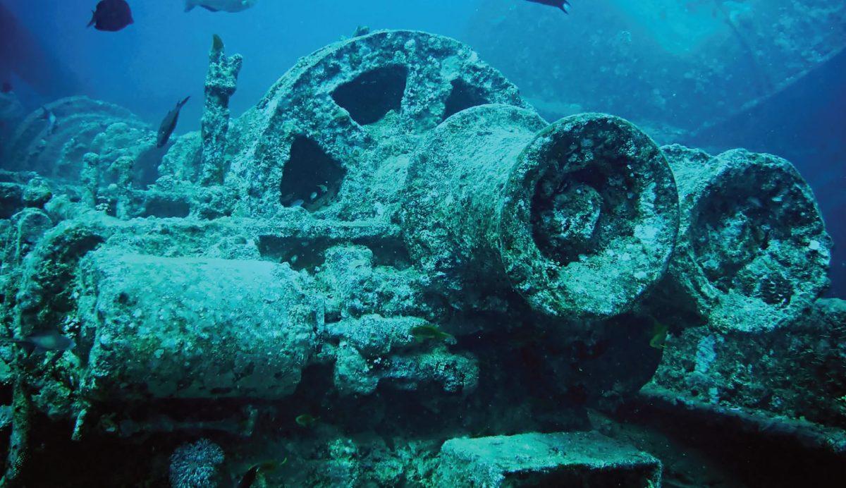 9 Bizarre Underwater Discoveries 7