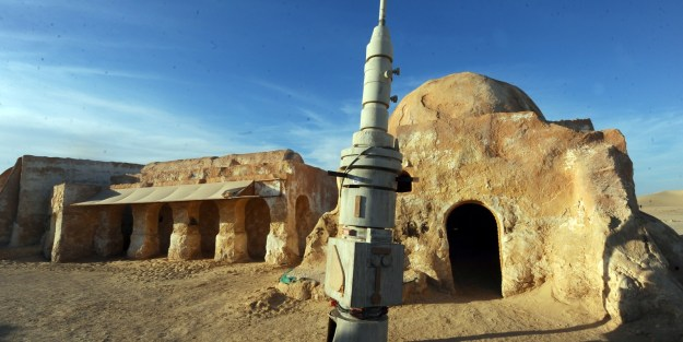 9. Tatooine, Star Wars 2