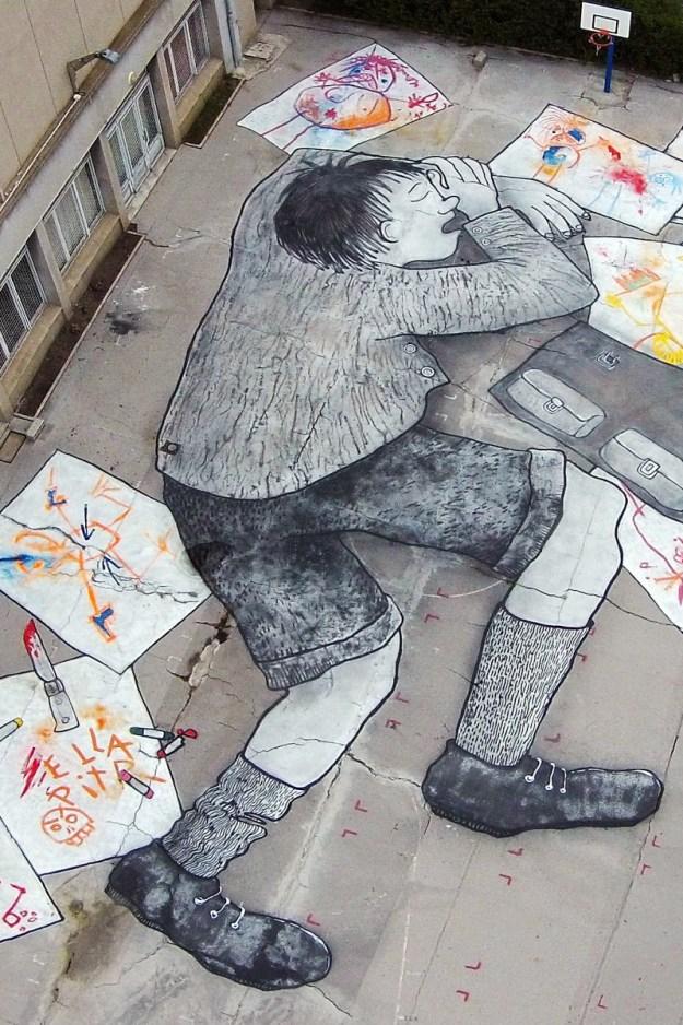 Ella & Pitr – Street Art Masters 13