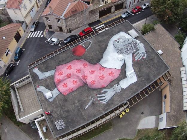 Ella & Pitr – Street Art Masters 17
