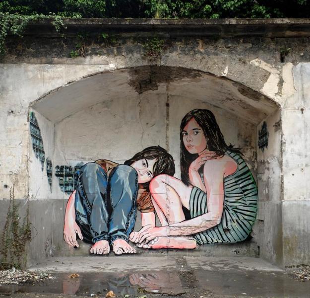 Ella & Pitr – Street Art Masters 19
