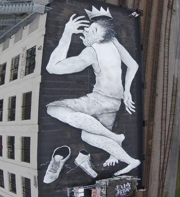 Ella & Pitr – Street Art Masters 21