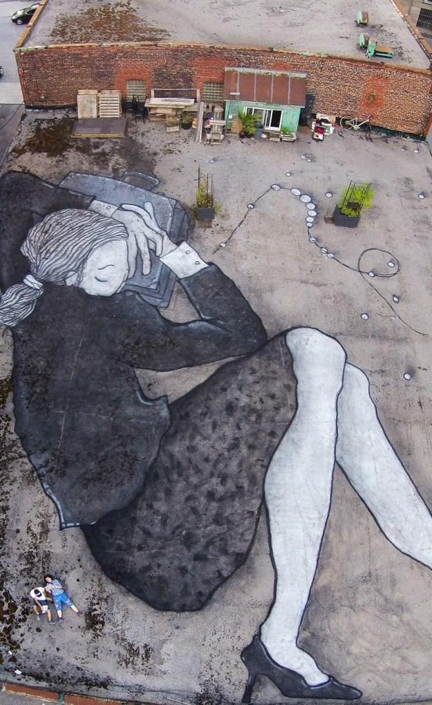 Ella & Pitr – Street Art Masters 24
