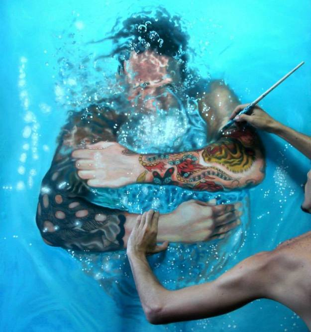 Hyper Realistic Paintings By Gustavo Silva Nuñez 3