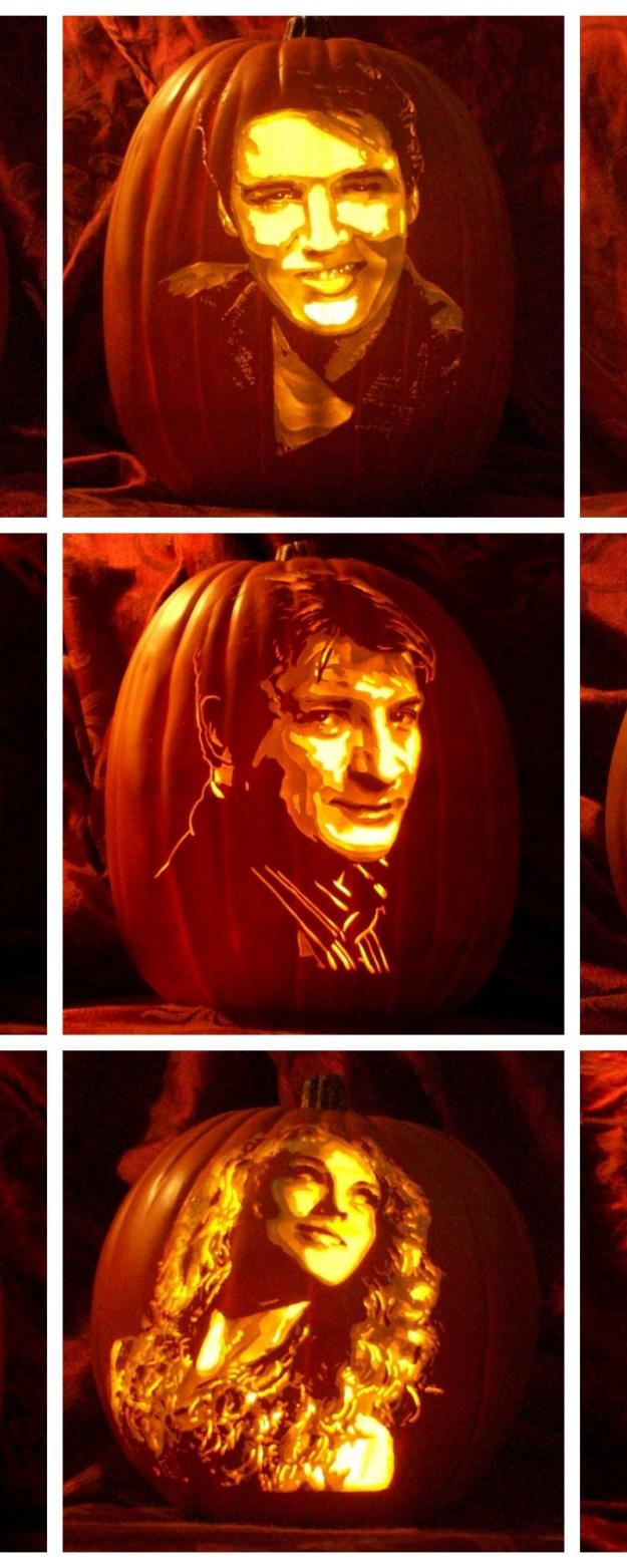 Mindblowing Halloween Pumpkin Carvings 13