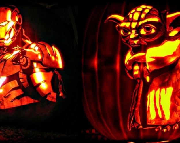 Mindblowing Halloween Pumpkin Carvings 26