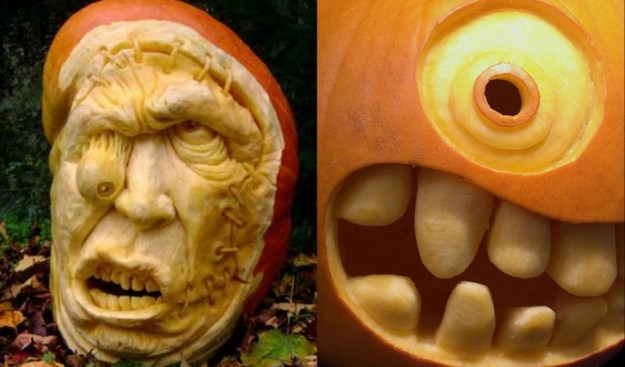 Mindblowing Halloween Pumpkin Carvings 4