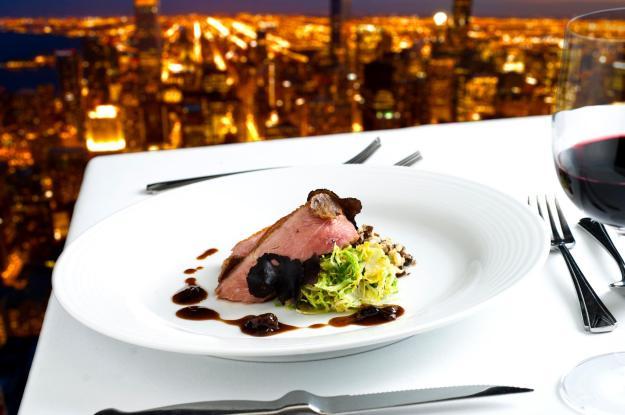 25 World's Best Restaurant Views 8