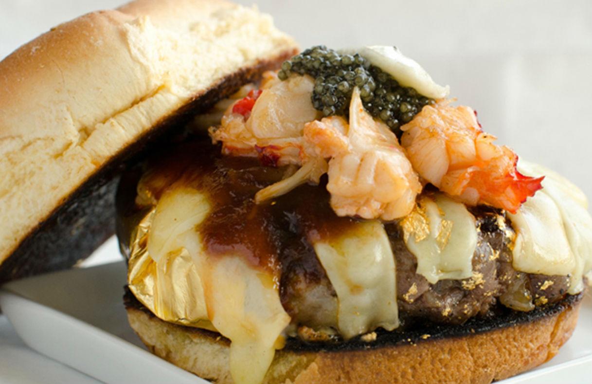 3. The Douche Burger