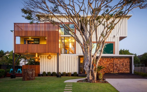 The 20 Most Amazing Shipping Container Homes 2