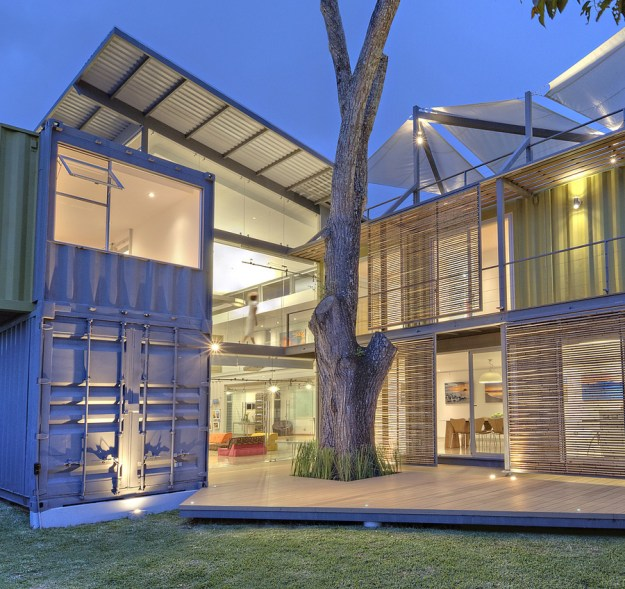 The 20 Most Amazing Shipping Container Homes 8