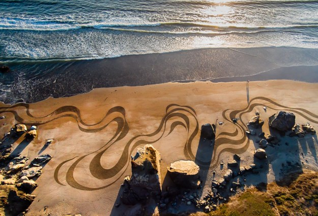 Stunning Beach Artworks By Andres Amador 13