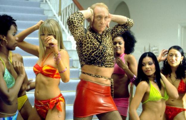 ALI G INDAHOUSE, Charles Dance, 2002, (c) Universal