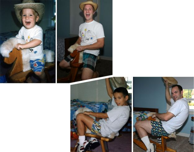 three-brothers-reenact-their-childhood-photos -as-a-gift-for-their-mother-03