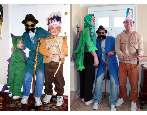 three-brothers-reenact-their-childhood-photos -as-a-gift-for-their-mother-06