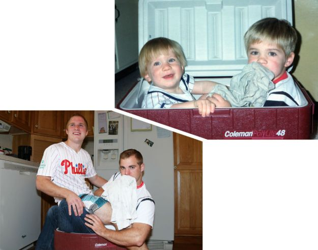 three-brothers-reenact-their-childhood-photos -as-a-gift-for-their-mother-11
