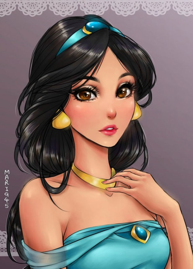 this-is-what-disney-princesses-would-look-if-they-were-anime-characters-06