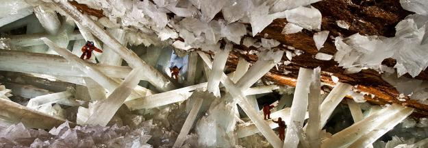 19-The Cave of Crystals, Naica Mine, Mexico