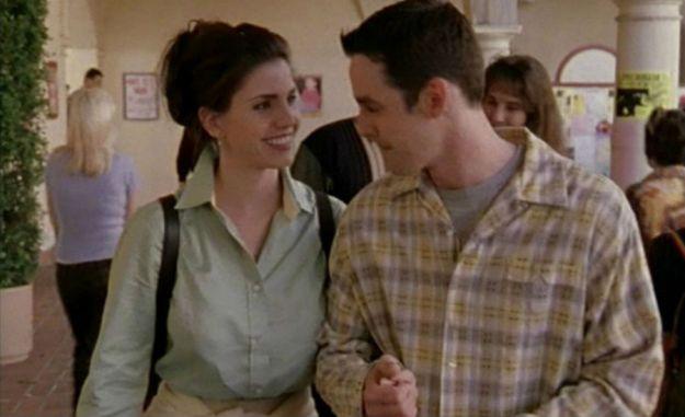 Xander și Cordelia, Buffy ucigătoarea de vampiri  | 11 Personaje TV care au avut întâlniri cu oameni care nu erau la același nivel cu ei | Brain Berries