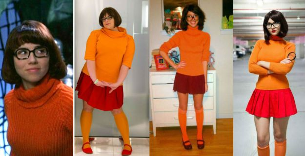 Velma   Cele Mai Populare Personaje Feminine Costumate   Brain Berries