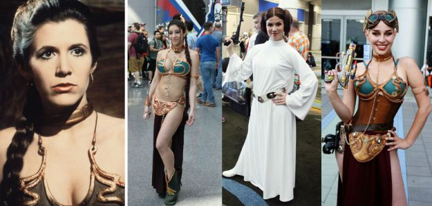 Princess Leia   Cele Mai Populare Personaje Feminine Costumate   Brain Berries