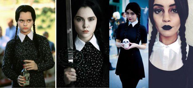 Wednesday Addams   Cele Mai Populare Personaje Feminine Costumate   Brain Berries