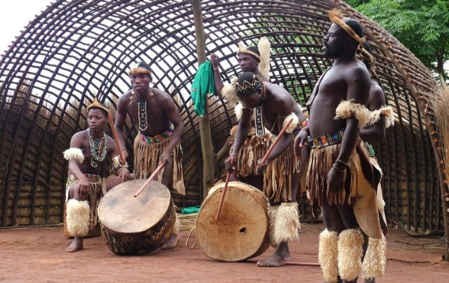 african tribes 01 Most Notable African Tribes