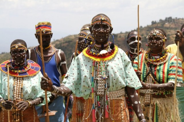 african tribes 05 Most Notable African Tribes