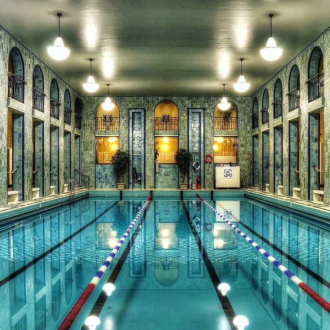 6 Oldest Swimming Pools In The World | Brain Berries