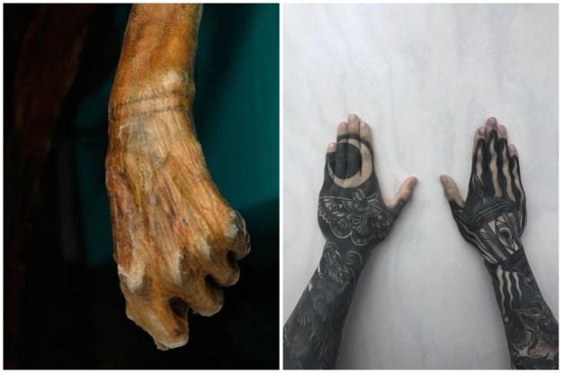Los Tatuajes Son Más Viejos De Lo Que Crees   9 Datos Sorprendentes Sobre Tatuajes Que Probablemente No Sabías   Brain Berries