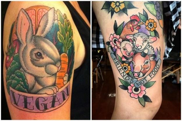 La Mayoría De La Tinta Para Tatuajes No Es Vegana   9 Datos Sorprendentes Sobre Tatuajes Que Probablemente No Sabías   Brain Berries