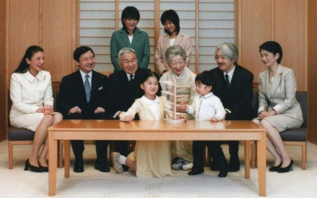 The Japanese monarchy was founded in 660 BCE   Brain Berries
