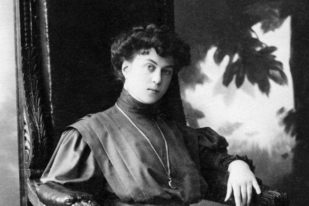 Александра Коллонтай    великие женщины в истории СССР   Brain Berries