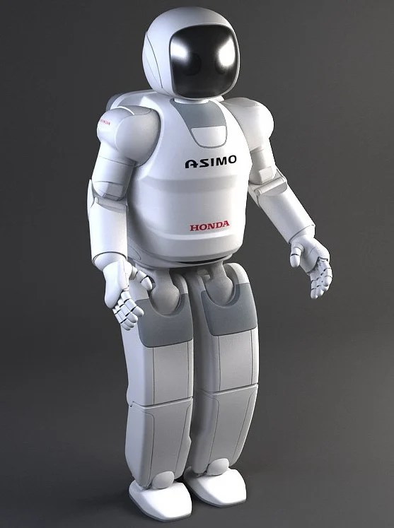 ASIMO | 8 Most Amazing Advanced Robots That Will Change Our World | Brain Berries