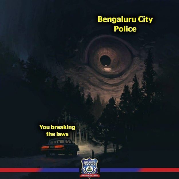 Bengaluru City Police Uses Memes To Attract New Followers! #4 | Brain Berries