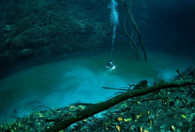 Underwater river at the bottom of the Black Sea | Brain Berries