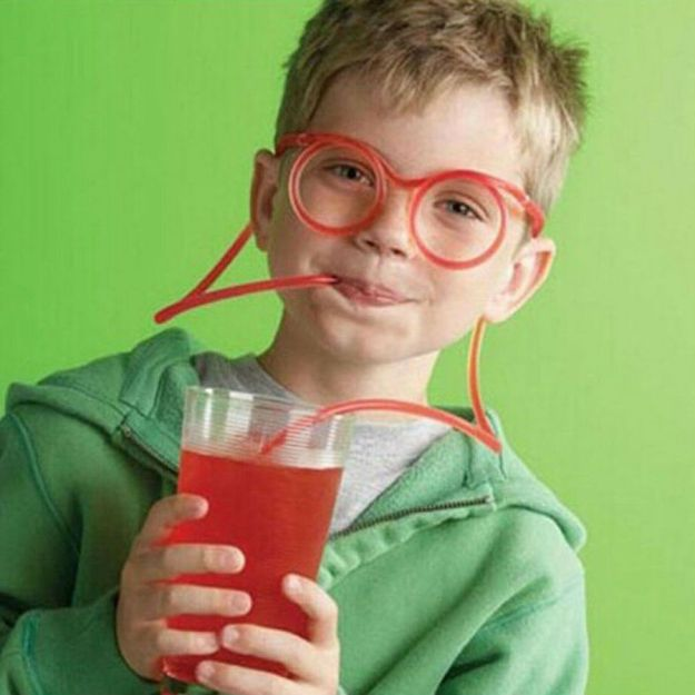Crazy straw | 10 Simple Product Ideas that Made their Creators Millionaires | Brain Berries