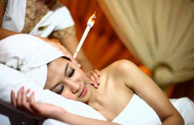 Ear Candles | 10 Inventions That Make Us Question Humanity | BrainBerries