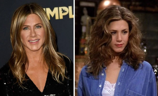 Jennifer Aniston – Rachel Green | 9 Amazing Actors That Will Always Be Known for that One Role | Brain Berroes