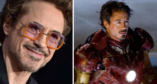 Robert Downey Jr. – Iron Man | 9 Amazing Actors That Will Always Be Known for that One Role | Brain Berroes
